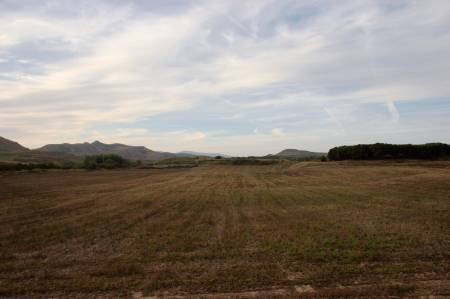 Logrono Landschaft